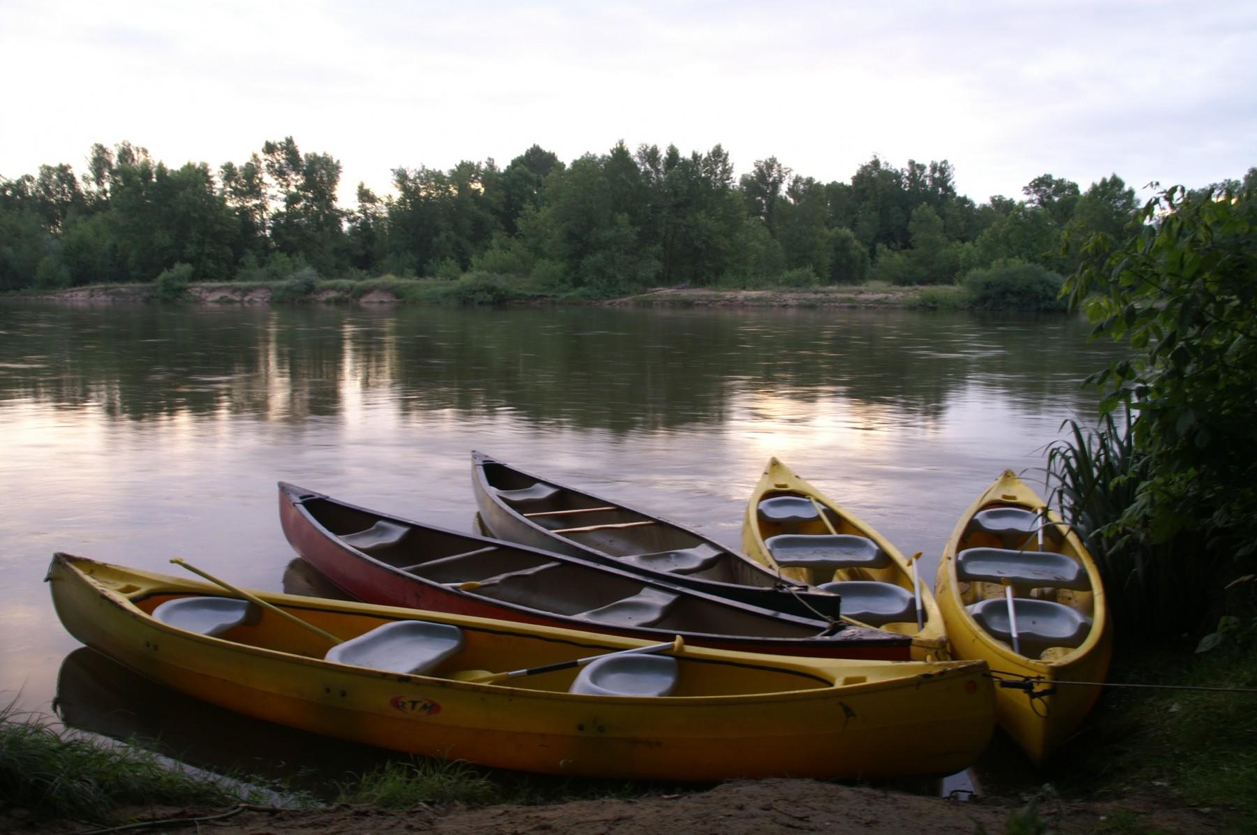 amateur canoe plan
